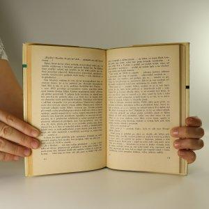 antikvární kniha Opožděné reportáže, 1964