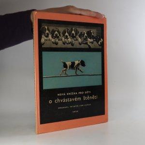 náhled knihy - Nová knížka pro děti o chvástavém štěněti