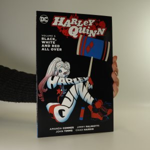 náhled knihy - Harley Quinn Vol. 6. Black, White and Red All Over