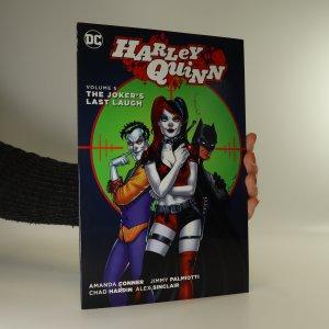 náhled knihy - Harley Quinn. Vol. 5. The Joker's Last Laugh