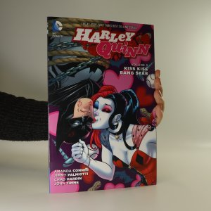 náhled knihy - Harley Quinn. Volume 3. Kiss Kiss Bang Stab