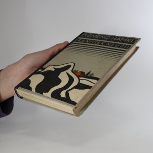 antikvární kniha Plemeno Hamrů, 1947