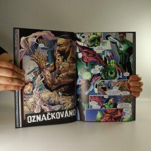 antikvární kniha Green Lantern. Pomsta Green Lanternů, neuveden