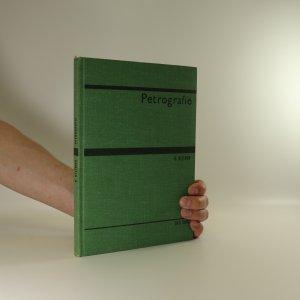náhled knihy - Petrografie