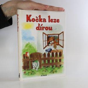 náhled knihy - Kočka leze dírou