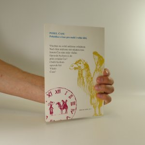 antikvární kniha Posel času, 1998