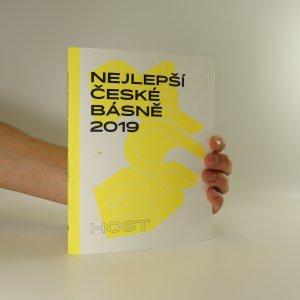náhled knihy - Nejlepší české básně 2019