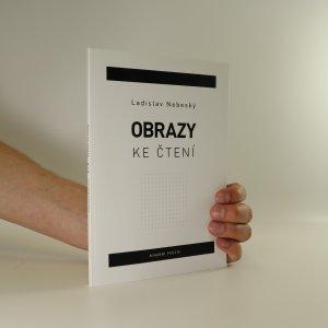 náhled knihy - Obrazy ke čtení. Binární poezie