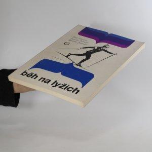antikvární kniha Běh na lyžích, 1979