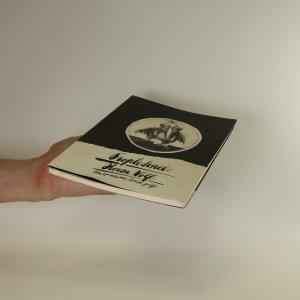 antikvární kniha Propletence (výtisk č. 523), 1996