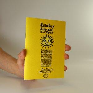 náhled knihy - Básničkový kalendář na rok 2002