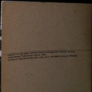 antikvární kniha Neštěstí na tebe čeká za každým rohem..., 1995