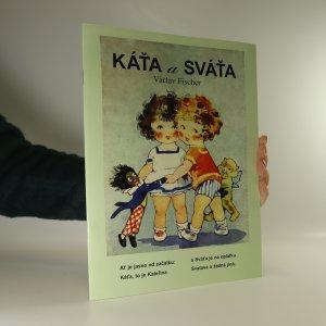 náhled knihy - Káťa a Sváťa