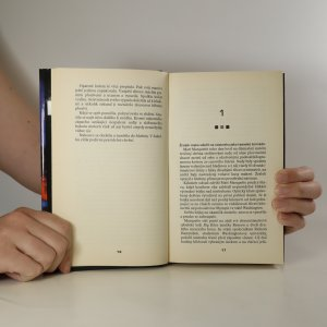 antikvární kniha Černý kód, 2002