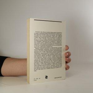 antikvární kniha Prokletí rodu Dainů. Skleněný klíč, 1992