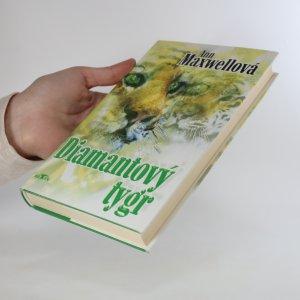antikvární kniha Diamantový tygr, 1998