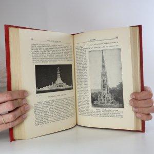 antikvární kniha Ilustrované dějiny české, neuveden