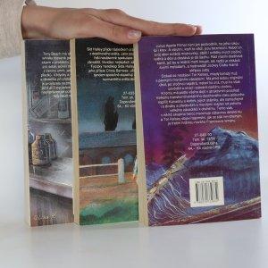 antikvární kniha 13x Dick Francis (viz foto), 1992 - 1996