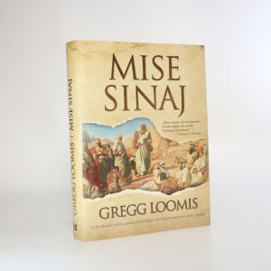 náhled knihy - Mise Sinaj
