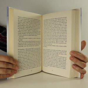 antikvární kniha Vlčí něha, 2008