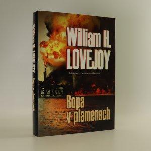 náhled knihy - Ropa v plamenech