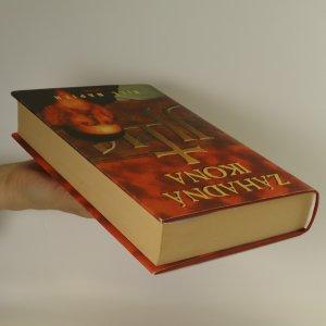 antikvární kniha Záhadná ikona, 2006