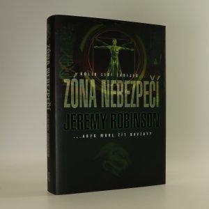 náhled knihy - Zóna nebezpečí