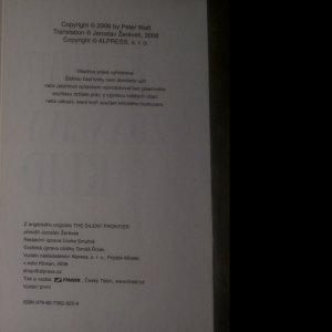 antikvární kniha Zdánlivý klid, 2008