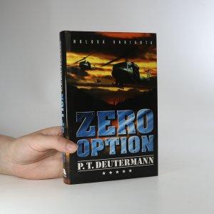 náhled knihy - Nulová varianta. Zero option