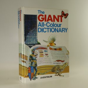 náhled knihy - The giant all-colour dictionary