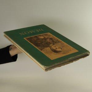 antikvární kniha Démon, 1954