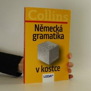 náhled knihy - Německá gramatika v kostce