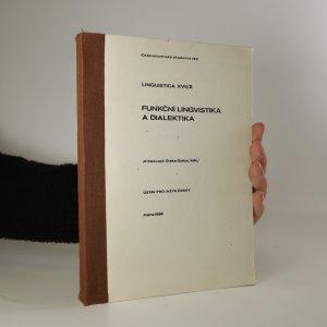 náhled knihy - Funkční lingvistika a dialektika