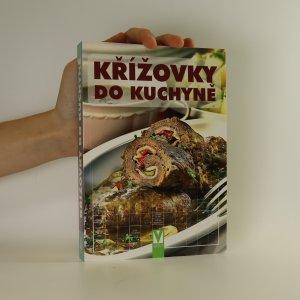 náhled knihy - Křížovky do kuchyně