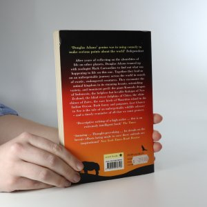 antikvární kniha Last chance to see, 2009