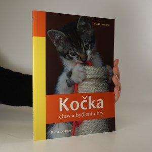 náhled knihy - Kočka. Chov, bydlení, hry