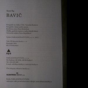 antikvární kniha Bavič, 2012