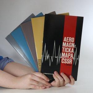náhled knihy - Mapy ČSSR 1:1 000 000. 5x (viz foto).