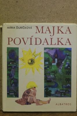 náhled knihy - Majka Povídalka