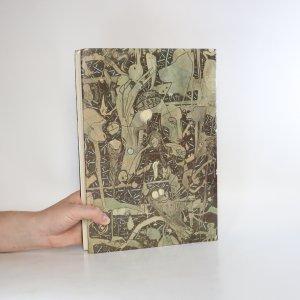 antikvární kniha Česká secese, 1982
