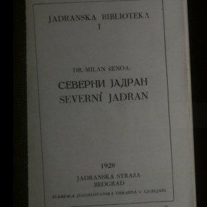 antikvární kniha Jadranska biblioteka I-IV (4 svazky, viz foto), 1928