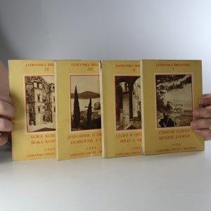 náhled knihy - Jadranska biblioteka I-IV (4 svazky, viz foto)