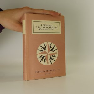 náhled knihy - Rozmarné a tajuplné příběhy ze staré Číny