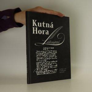 náhled knihy - Kutná Hora literární