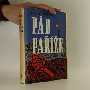 náhled knihy - Pád Paříže