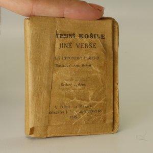 náhled knihy - Svatební košile a jiné verše Karla Jaromíra Erbena