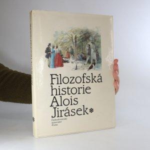 náhled knihy - Filozofská historie