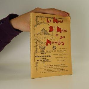 náhled knihy - Le Mont saintt Michel et ses Merveilles