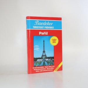náhled knihy - Bedekr - turistický průvodce. Paříž