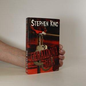 náhled knihy - Geraldova hra